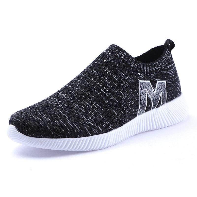 Breathable รองเท้าวิ่งผู้ชายผู้หญิงฤดูร้อนรองเท้ากีฬา 2019 สบายกลางแจ้ง Walking Jogging รองเท้ากีฬาสำหรับทุกเพศ By Tangji.