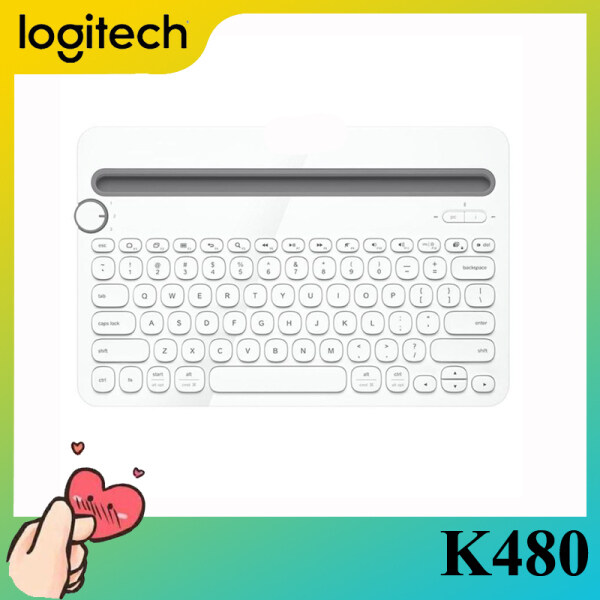Logitech K480 Bluetooth multi-device keyboard  for Windows MacOS iOS Android