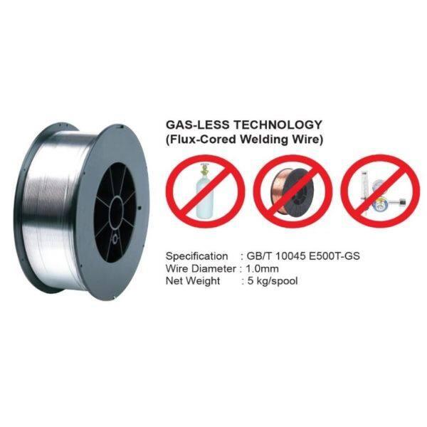 mig welding wire gasless (1.0mm)1kg