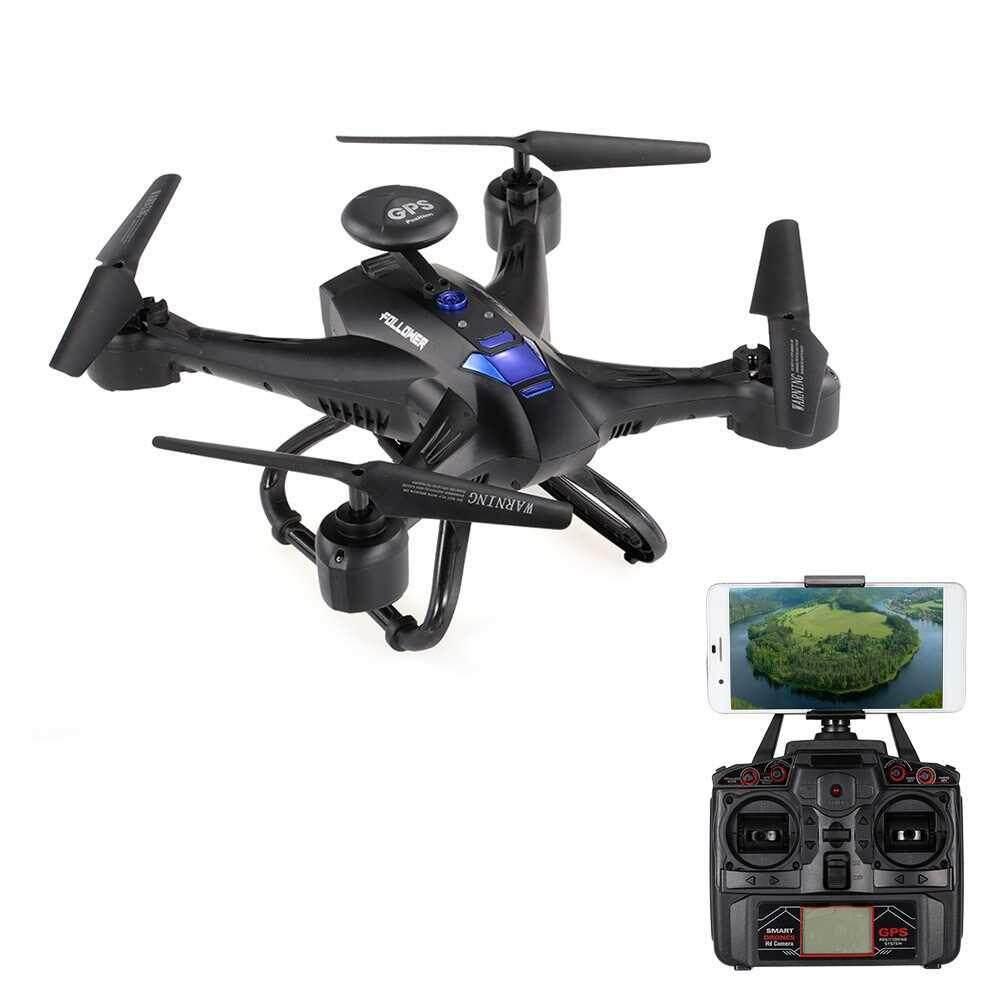 XINLIN X191 Wifi FPV Selfie Drone GPS RC Quadcopter - RTF (1)