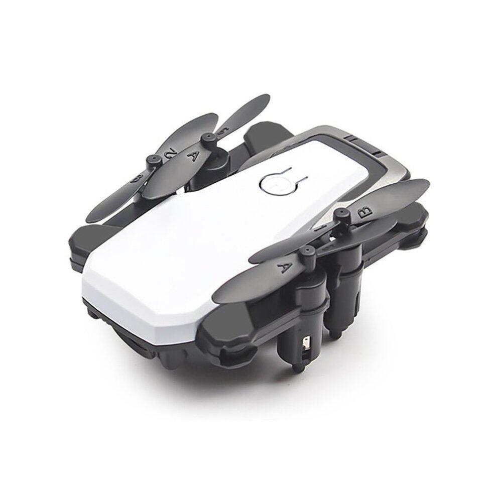 Máy Bay Quadcopte WiFi OXG Trắng Máy Bay, Trực Thăng Điều Khiển Từ Xa Chế Độ Không Đầu Mini Drone, Quadc Opter