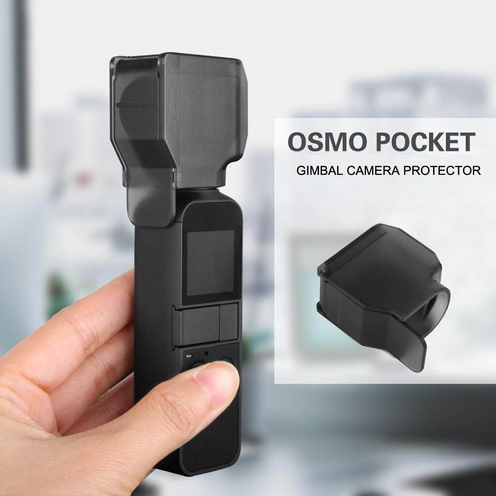 Docesty Guard Camera Lock Lens Cover Hood Caps Gimbal Protector For Dji Osmo Pocket By Docesty.