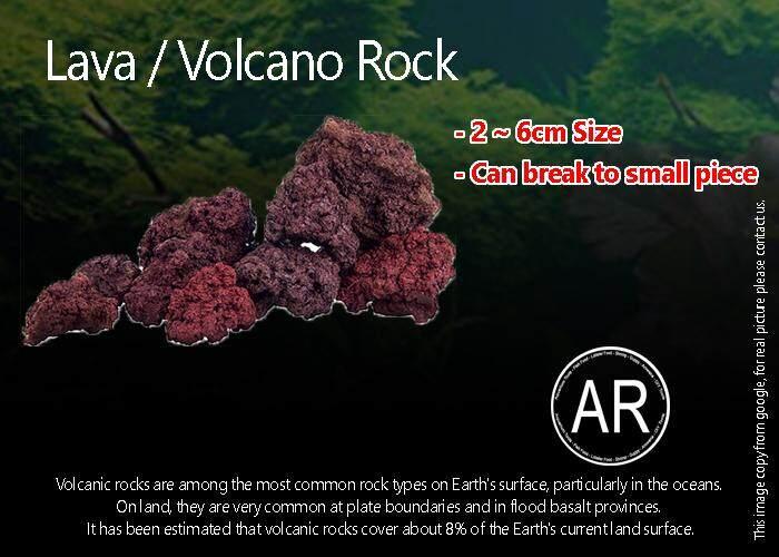 Lava Rock Volcano Rock 2-6mm
