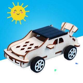 Microgood Kids Sáng Tạo Tự Lắp Ráp Năng Lượng Mặt Trời Xe Mô Hình Handmade Thí Nghiệm Khoa Học Đồ Chơi thumbnail