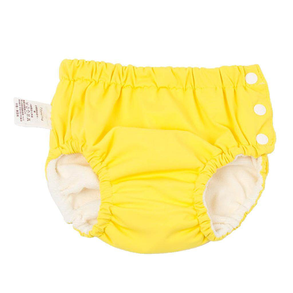 Fenteer Newborn Swim Diapers Reuseable Washable For Baby Gifts & Swimming Lessons By Fenteer.