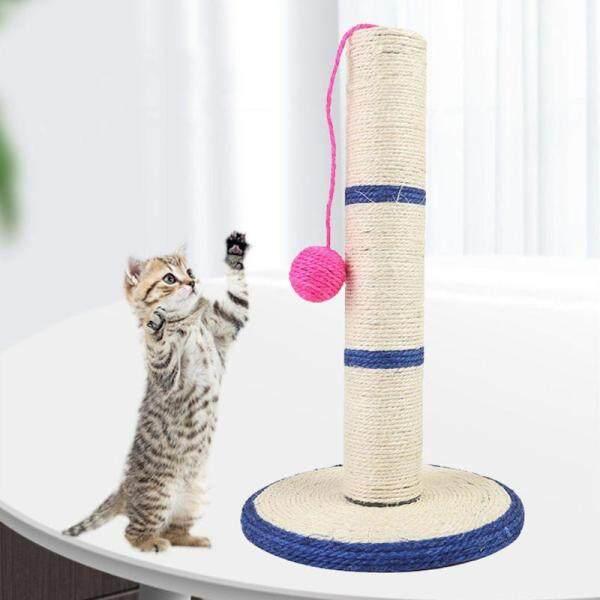 Mèo Có Thể Tháo Rời Leo Núi Bài Cào Với Quả Bóng Vặn Thừng Cho Mèo Trong Nhà Mèo Con Mài Móng Đồ Chơi Để Leo Núi