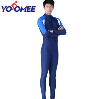 Yoomee Đồ Lặn Nam Nữ Bộ Đồ Bơi Ướt UPF50 + Lycra Chống Nắng Đồ Lặn Bảo Vệ Toàn Thân Lướt Sóng Lặn Ống Thở Bằng Da thumbnail