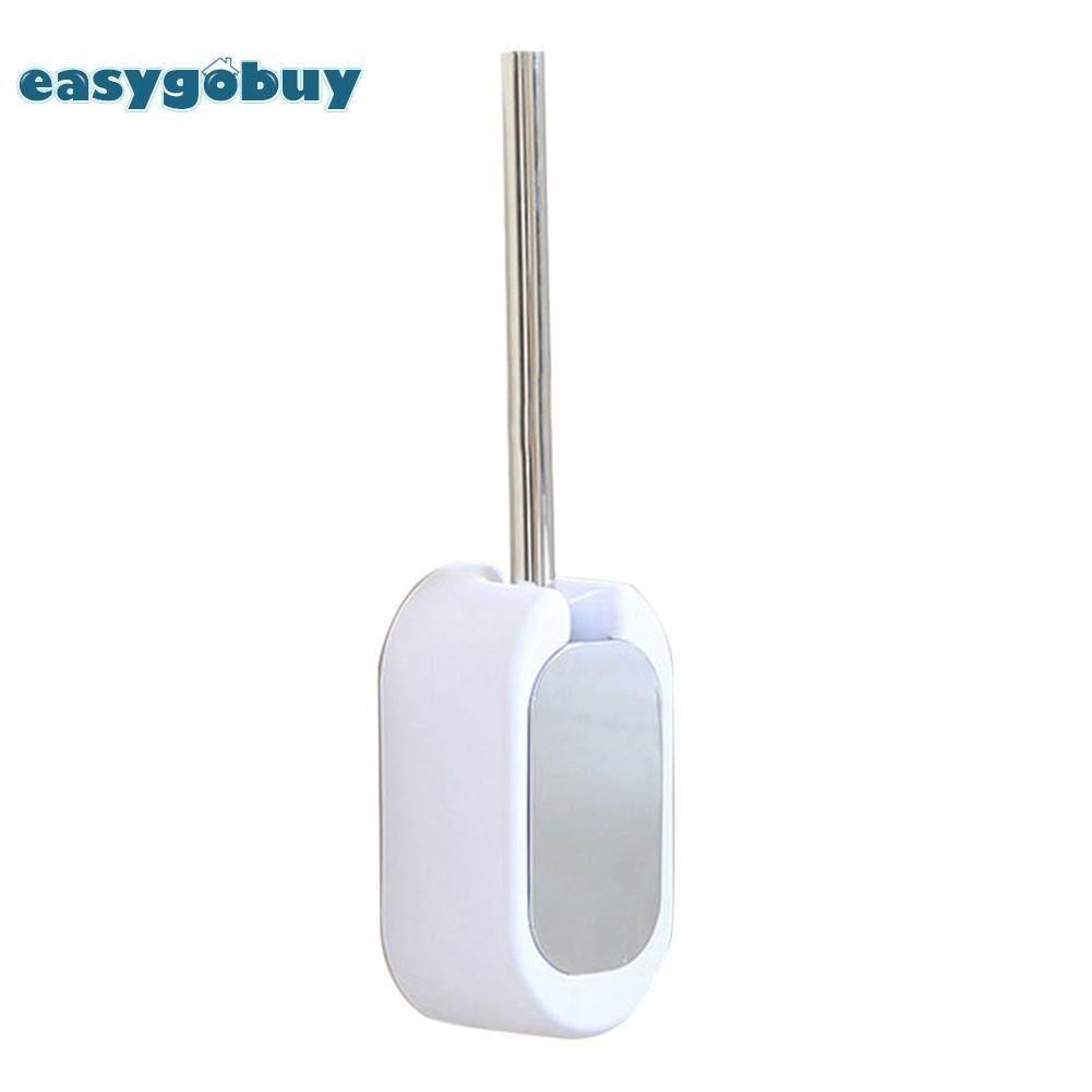 [[Easygoingbuy] Tường Bàn Chải Vệ Sinh Bộ Căn Cứ Nhà Tắm WC Vệ Sinh Bàn Chải Cọ Rửa Làm Sạch