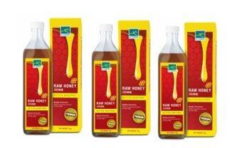 Biogreen Raw Honey 1kg (BUNDLE OF 3)