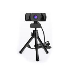 Jnan Trái & Phải 360 Độ 1080P Webcam Lấy Nét Tự Động Tích Hợp Micrô Cuộc Gọi Video Cao Cấp Camera Máy Tính Thiết Bị Ngoại Vi Máy Ảnh Web Cho PC Máy Tính Xách Tay Thích Hợp Cho Hội Nghị Video Webcast Cuộc Gọi Video