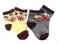Mickey Mouse Socks - 2 In 1 Set_free Shipping_free Gift By Sigmund Store.