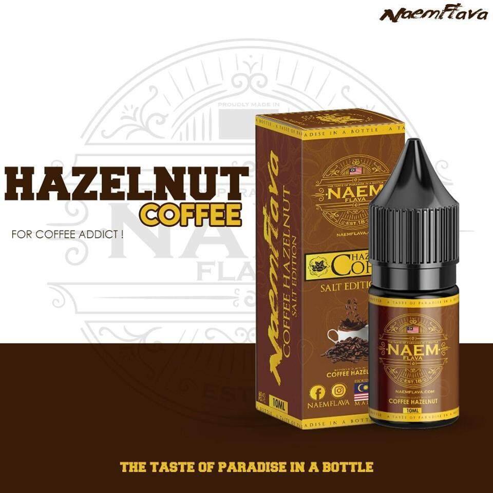 Naem Flava Salt Edition Sweet Mango / Apple Tobacco / Vanilla Tobacco / Vanilla Custard / Coffee Hazelnut / Grape Bubblegum Flavor 30MG / 50MG Saltnic Vape Ejuice Eliquid 10ML Malaysia