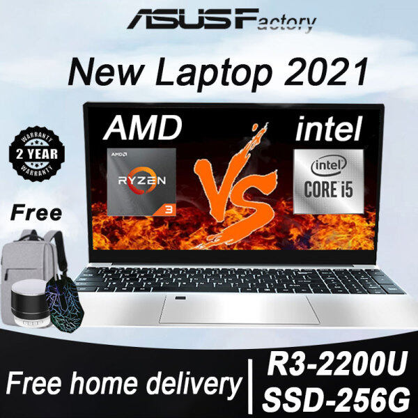 [TOP Laptop From ASUSFactory] new notebook laptop for student 15.6 inch 8G RAM 128G 256G SSD laptop new 2021 murah laptop for office work Malaysia