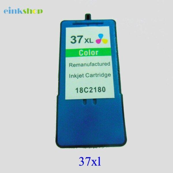 Bảng giá Einkshop Màu 37 Hộp Mực Cho Lexmark 37 XL Cho Lexmark X3650 X4650 X5650 X6650 X6675 Z2420 Máy In Phong Vũ
