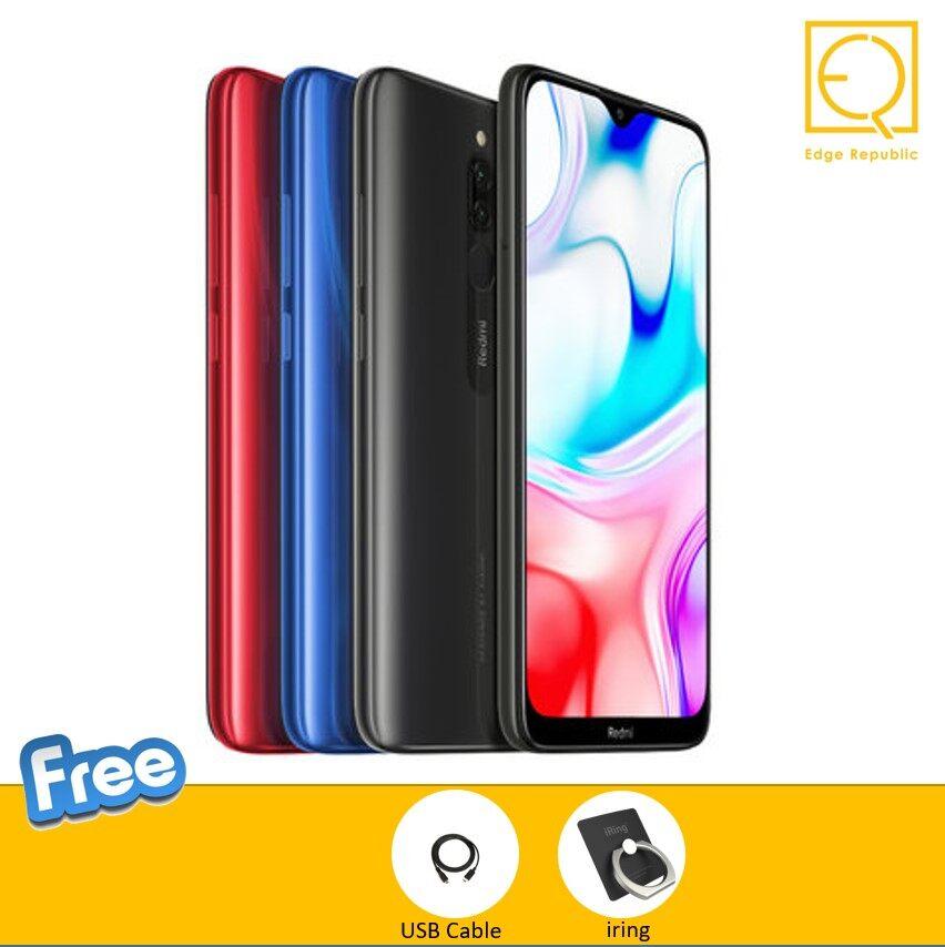 [FREE GIFT] Xiaomi Redmi 8 [4GB + 64GB 6.22 IPS 5000mAh 12MP]