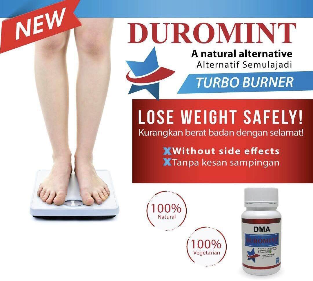 Dm Aesthetics Duromint (90 Capsules) By Jle Online Store.