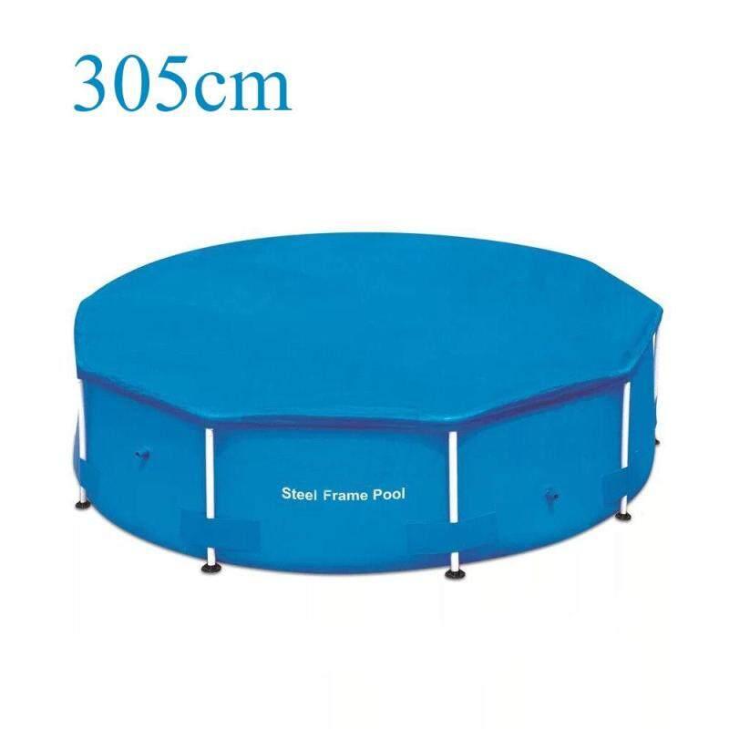 BOKALI Bể Bơi Tròn Bao RollerPE Phù Hợp Với 10/12 Bàn Chân Đường Kính Họ Vườn Bể