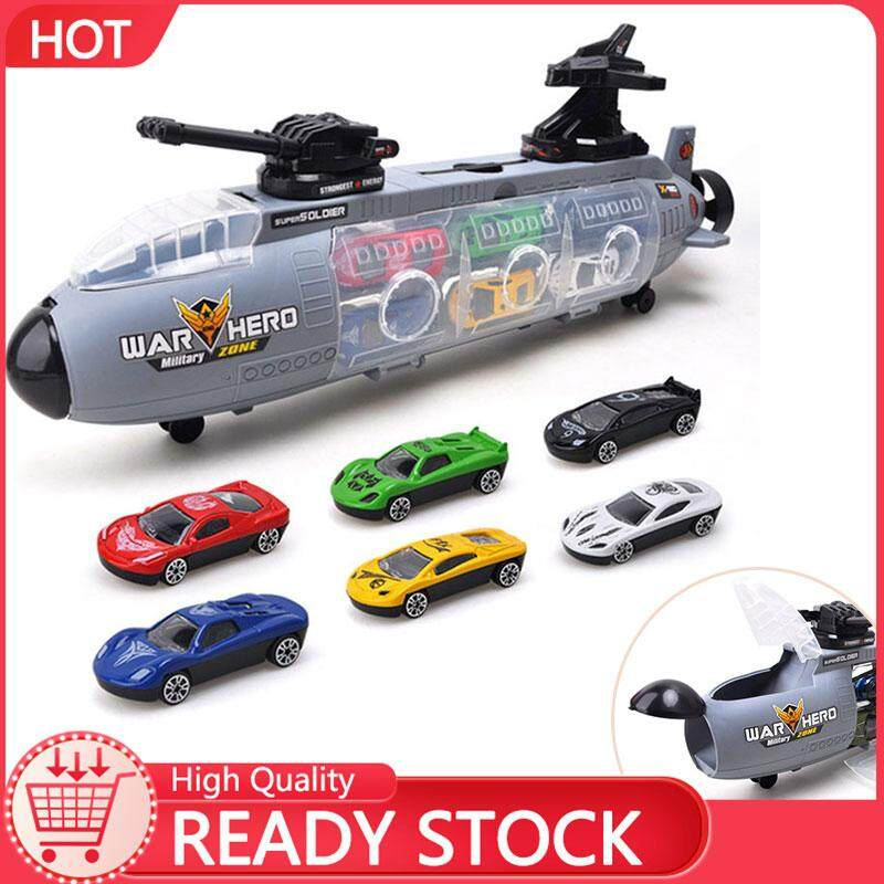 El Childrens Toy Sliding Warship Submarine With Alloy Car Military Vehicle Tank Model Childrens Holiday Gift By Elizabethh Store.