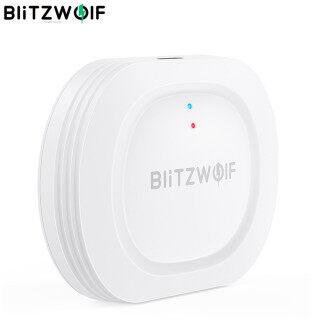 BlitzWolf BW-IS10 Tuya ZigBee 3.0 Hub Gataway, Trung Tâm Điều Khiển Từ Xa Ứng Dụng Tại Nhà Thông Minh Với ZigBee 3.0 thumbnail