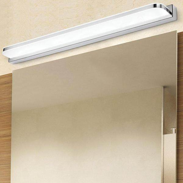 QUKAU Waterproof and anti fog acrylic LED bathroom lighting mirror lamp toilet lamp wall lamp