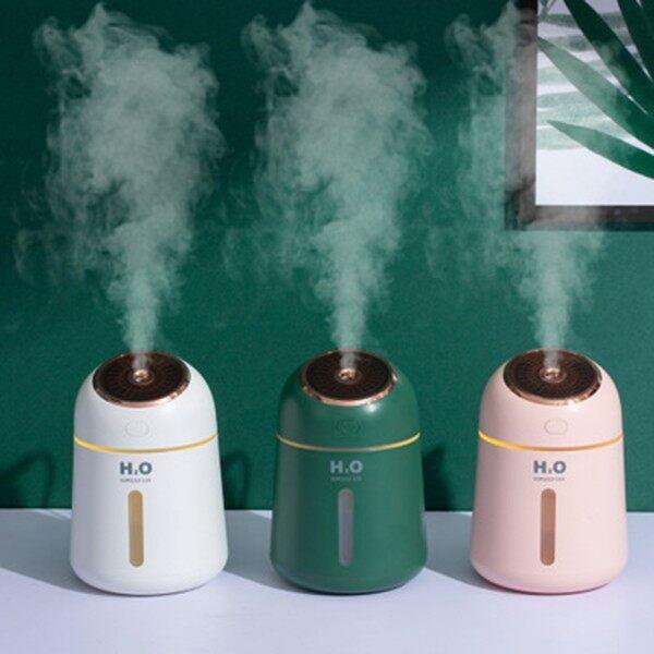 USB small home office desktop plus aromatherapy air moisturizing humidifier Singapore