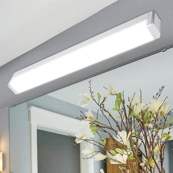 45cm 8W Bathroom Toilet Mirror Front LED Wall Lamp Square Strip Makeup Lights 176-264V