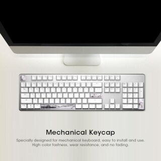 , Space + ESC + Enter + Numpad Enter Keycap Cho Bàn Phím Cơ thumbnail