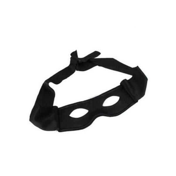 Beautystore Bandit Zorro Masked Man Eye Mask for Theme Party Masquerade Costume Halloween
