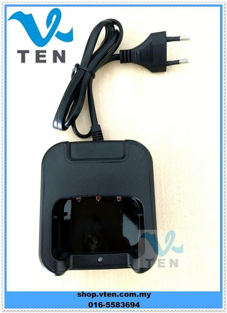 Charger For MOTOROLA CP-1588 Walkie Talkie 2 Way Radio Malaysia