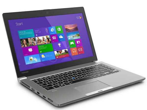TOSHIBA Z40- A ULTRA SLIM ULTRABOOK NOTEBOOK LAPTOP 14INCH i5 8GB RAM 240GB SSD AS NEW CONDITION Malaysia