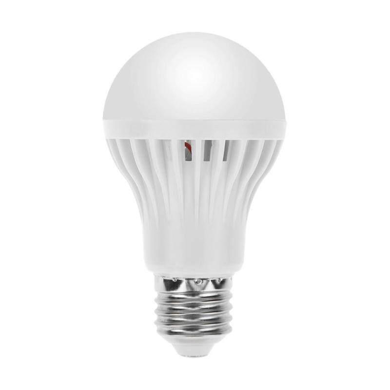 Bóng Đèn LED Cảm Biến Điều Khiển Bằng Giọng Nói 5W E27 Đèn Tiết Kiệm Năng Lượng Cho Gia Đình Hiên Nhà Cầu Thang Tường