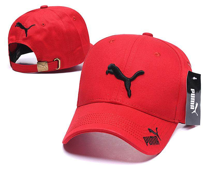 Puma_ baseball caps sun hats basketball golf tennis hip hop hat couple unisex