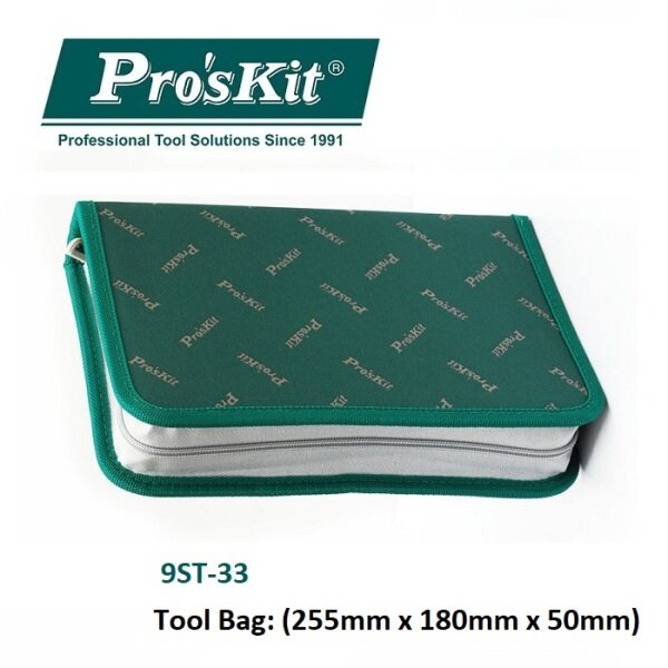 ProsKit 9ST-33 Tool Bag (Taiwan)