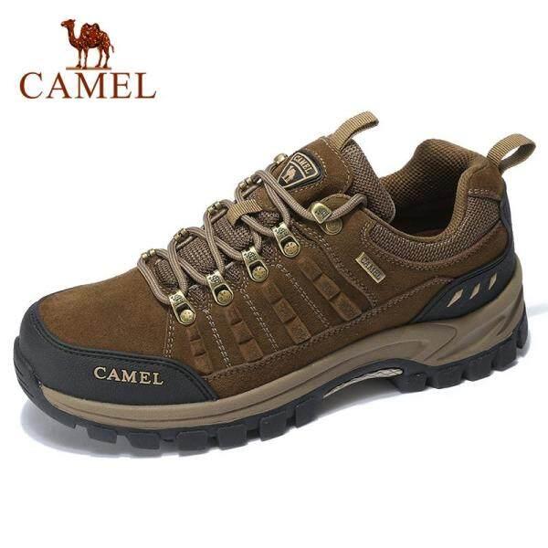 CAMEL Giày Đi Bộ Đường Dài Ngoài Trời Cho Nam, Giày Chống Mài Mòn Chống Sốc Chống Trượt