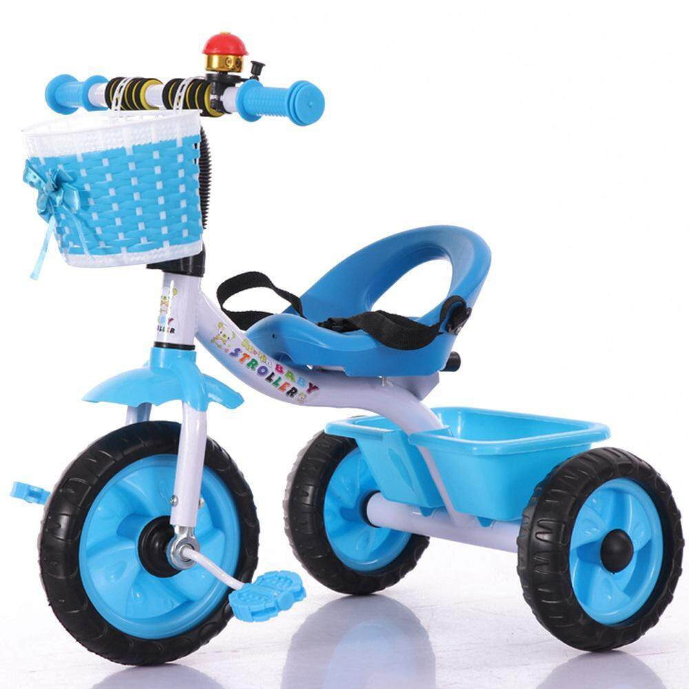 OnLook Children's tricycle bicycle 1-3 years old child bicycle male and  female baby stroller trolley 2-3-4 years old bicycle