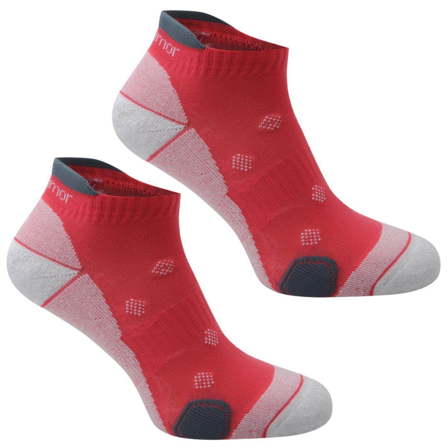 Karrimor Womens 2 Pack Running Socks (hot Pink) By Sports Direct Mst Sdn Bhd.