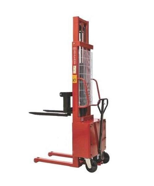 Tayo Semi Auto Stacker Lift c/w Manual Pump 1000kg, 3m