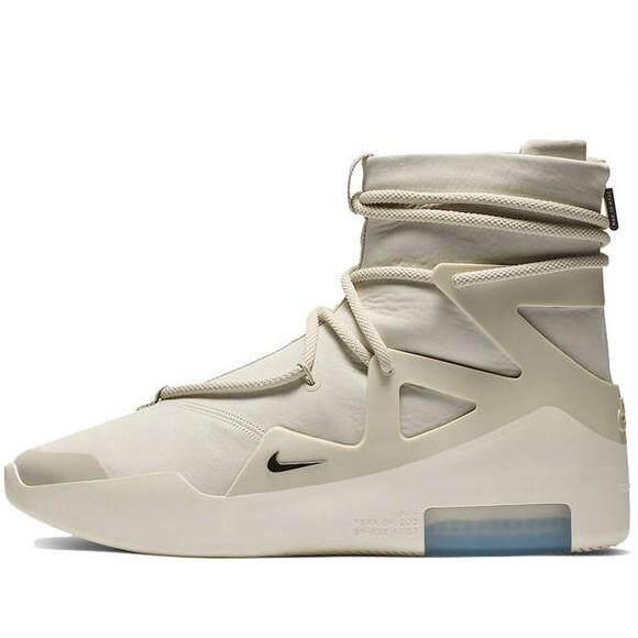 ยี่ห้อนี้ดีไหม  ปราจีนบุรี NIKE_Air_Fear_Of_God_Beige_shoes_Authentic_quality