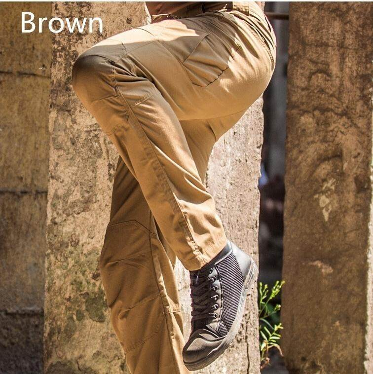 Outop Ix7 Wear-Resistant Tactical Cargo Pants With Pockets By Outop Store.