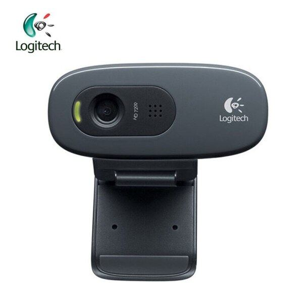 Original C270/C270i Hd Video 720P Webcam Built-In Micphone Usb2.0 Computer Camera Usb 2.0 For Pc Lapto Video Calling