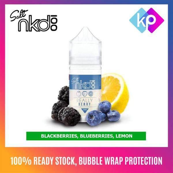Salt Naked / Nkd salt / salt nic / Naked salt 100 E-Liquid 50mg (30ml) for pod only USA E-Liquid E-Juice Flavor Vape E-Cigarette ejuice Malaysia