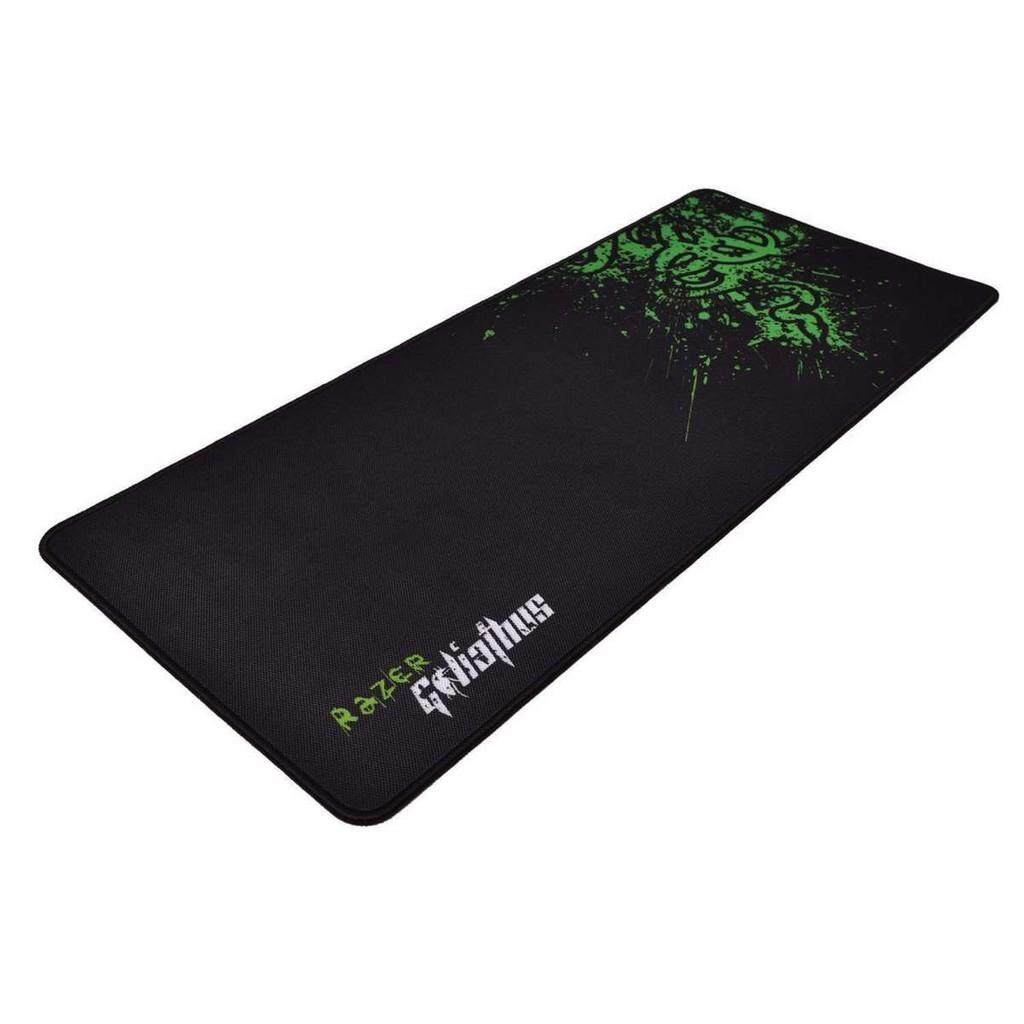 Big Size (80cm*30cm*0.2cm) Pro Gaming Mouse Pad Mousepad for Dota PUBG LOL CS GO World Map Red Line Full Black Malaysia