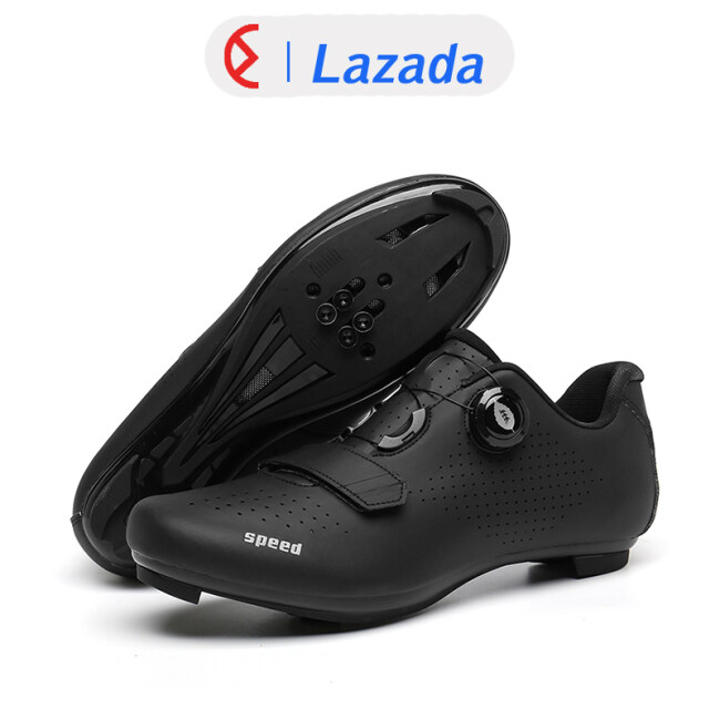 【CEYMME】 2021 New Cycling Shoes Men MTB Sneakers Mountain Bike Shoes SPD Cleats Road Bicycle Shoes Sports Outdoor Training Bicycle Sneakers Cycling Shoes road bike for men Road Cleats Shoes giá rẻ