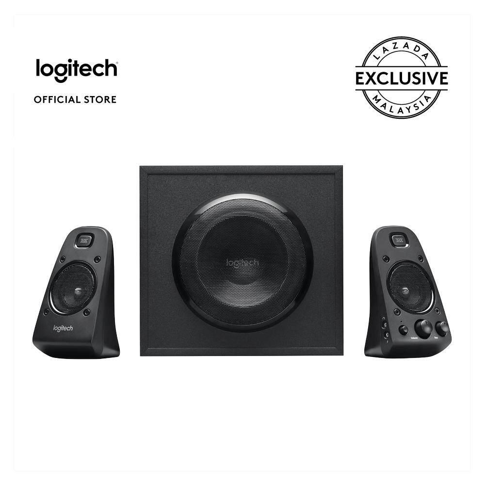 [12.12 Crazy Brand Mega Offers]Logitech Z623 Speaker System with Subwoofer Malaysia