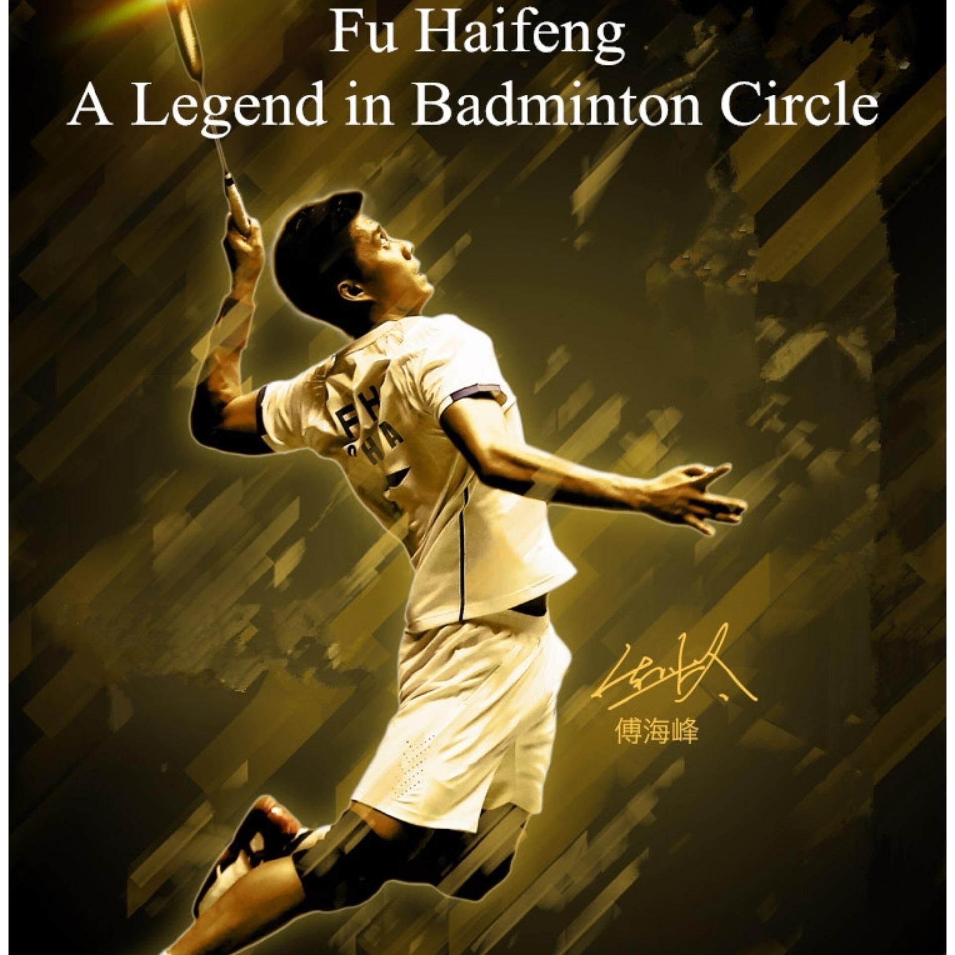 Li Ning Turbo Charging N9II Fu Hai Feng Limited Edition @ 7in1 Yonex Package Lining (Top Grade Quality)