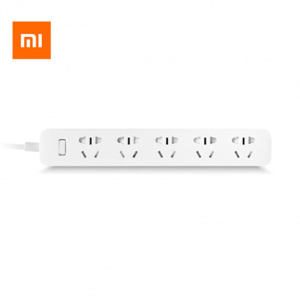 Original Xiaomi Power Strip Fast 5 Charging Ports Power Plug AU Standard Plug Singapore