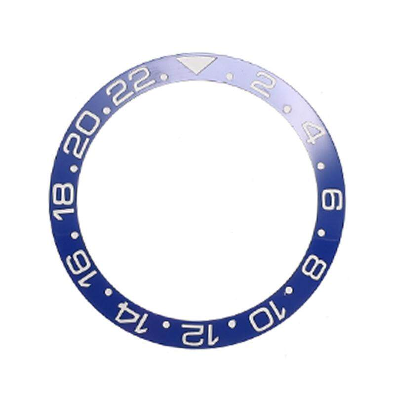 38mm Ceramic Bezel Watch Face Bezel Insert Fit 40mm Automatic Movement Watch Replacement Accessories 9 Choices Malaysia