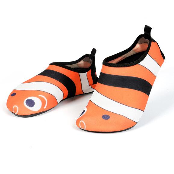 Trẻ Em Nhanh Khô Ống Thở Bơi Aqua Giày Nước Giày Dép Giản Dị Chân Trần Vớ Nhẹ Cho Bãi Biển Hồ Bơi Trẻ Em Phim Hoạt Hình Dép Đi Trong Nhà giá rẻ