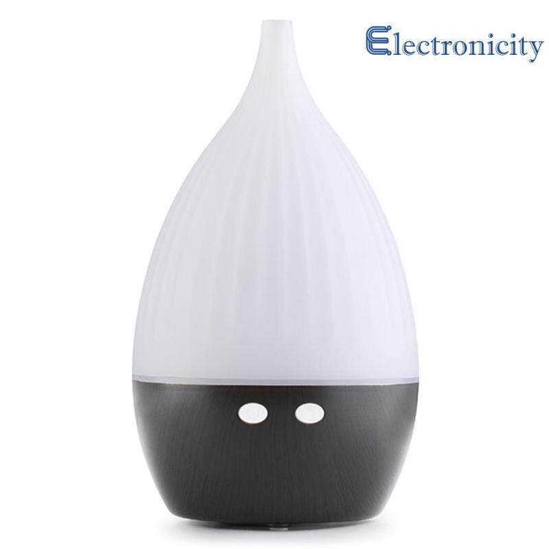 Mute 7 Color Lamp Humidifier Aromatherapy Diffuser Essential Oil Mist Maker Singapore