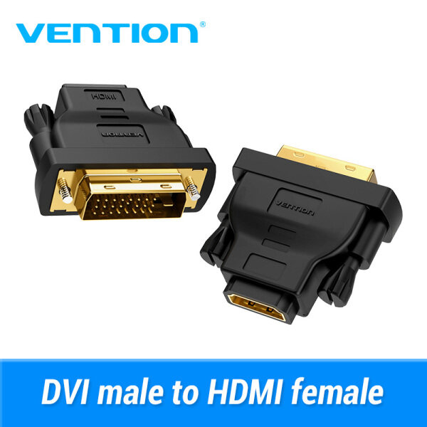 DVI 24+1 Male to HDMI Female Adapter Converter Gold Plated DVI 24+5 to HDMI Converter 1080P for PC PS3 Projector HDTV